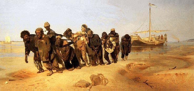 Передвижники в Nationalmuseum